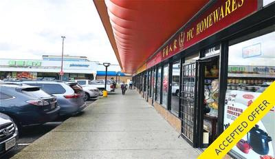 Richmond Business and Assets for sale:    (Listed 2018-09-11)