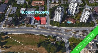 Metrotown Development Site for sale:    (Listed 2018-10-15)