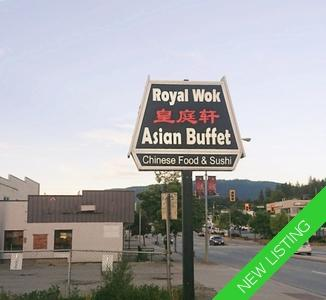 Salmon Arm Business and Assets for sale:  1 bedroom  (Listed 2019-07-09)