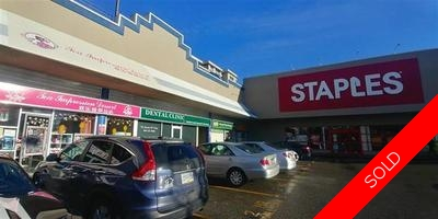 Richmond Business and Assets for sale:    (Listed 2018-07-20)