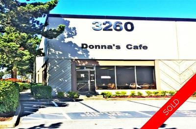 Richmond Business and Assets for sale:    (Listed 2017-09-27)