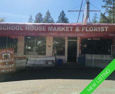 Coquitlam Business & Assets for sale:  1 bedroom  (Listed 2020-04-07)
