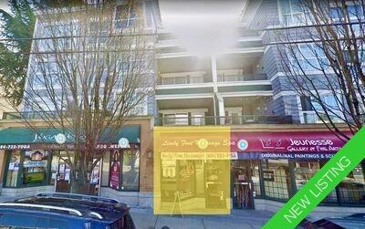 Vancouver Commercial Property for sale:  1 bedroom  (Listed 2020-11-30)